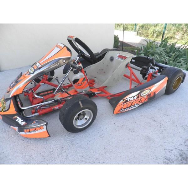 chassis brm minikart occasion srp karting vente pr paration entretien de karts services. Black Bedroom Furniture Sets. Home Design Ideas