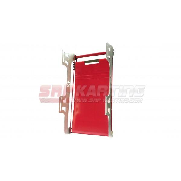 rideau radiateur moteur x30 iame vente pr paration entretien de karts services courses. Black Bedroom Furniture Sets. Home Design Ideas