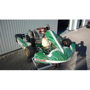 ENSEMBLE X30 TONYKART RACER EVK