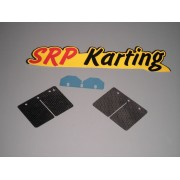 KIT CLAPETS ET CONTRE CLAPET CARBONE TM 125