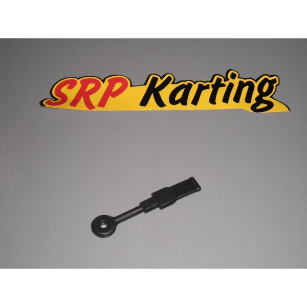 Attache Carter Chaine Rr En Caoutchouc Srp Karting