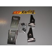 KIT FIXATIONS PARE-CHOCS ARRIERE KG CIK 14