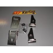 KIT FIXATIONS PARE-CHOCS ARRIERE KG CIK 14
