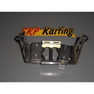 SUPPORT BATTERIE ROTAX COMPLET