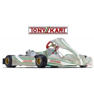 CHASSIS TONYKART RACER 401 ROTAX MAX EVO / OPTION GROS FREIN AR